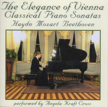 CD Elegance of Vienna